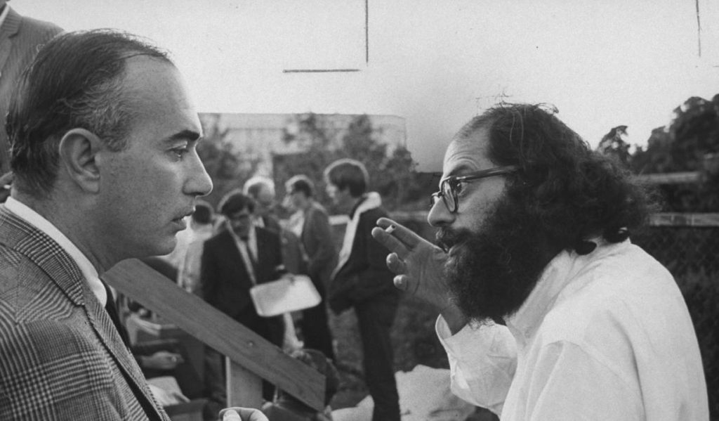 Ginsberg Berkeley