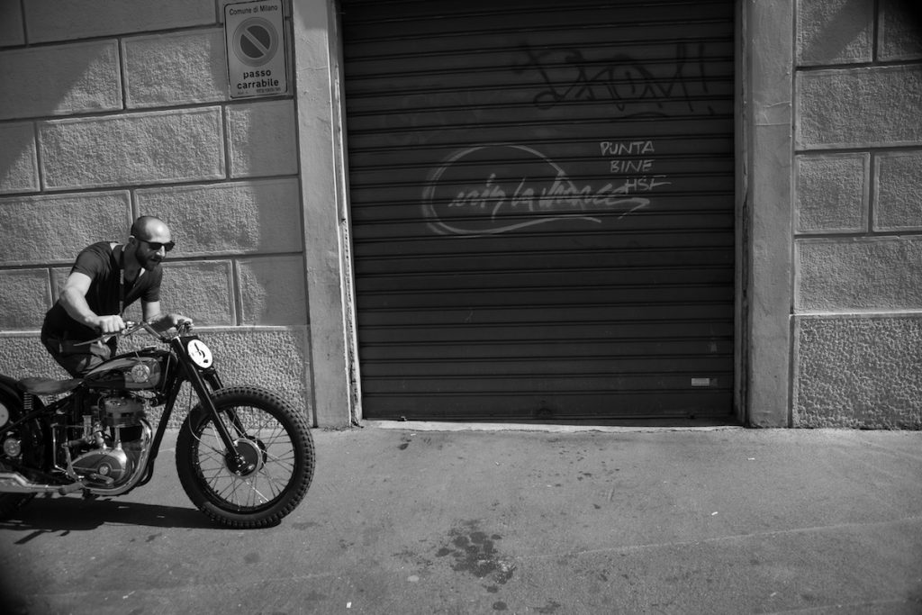 Deus Bike Build Off Milano