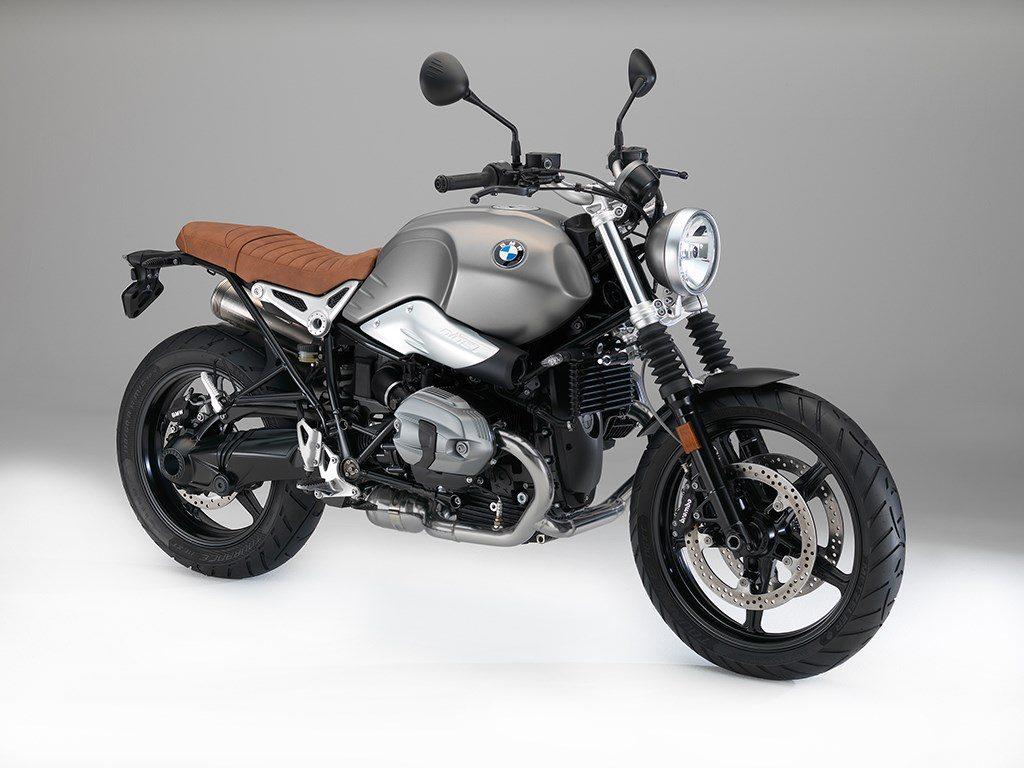 BMW Scrambler
