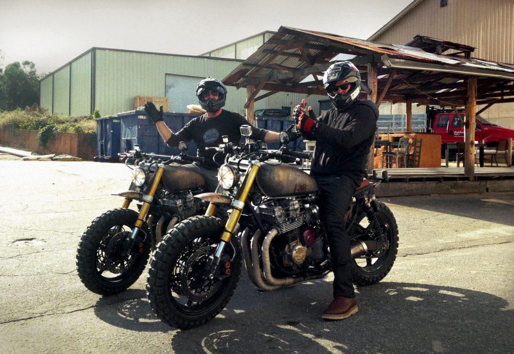 Daryl Dixon's bike