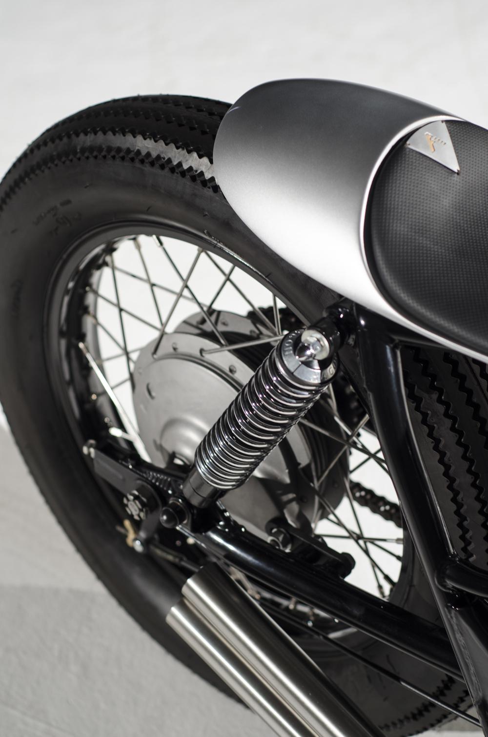 Yamaha by Auto Fabrica