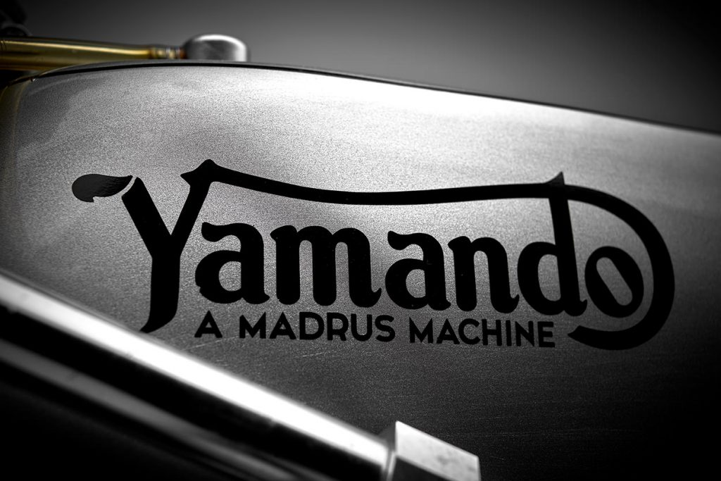 The Yamando MKV